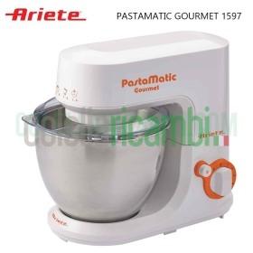 Planetaria Impastatrice Ariete Pastamatic Gourmet 1597 6 Velocità 1000W