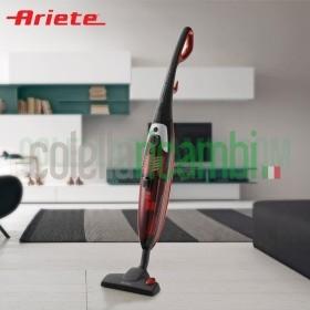 Aspirapolvere Ariete Evolution 2772/2 Red Line Scopa Elettrica Senza Sacchetto