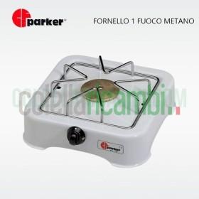 Fornello a Gas 1 Fuoco Metano 5318V Parker