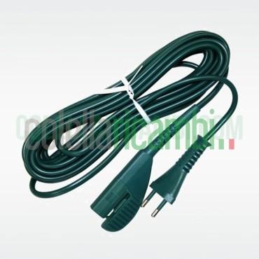 Cavo Alimentazione 7mt Compatibile Tedesco per Vorwerk Folletto VK135 VK136