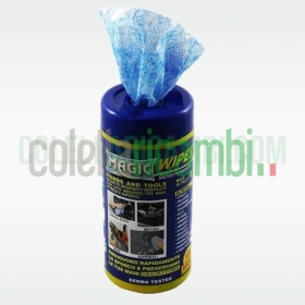 Magic Wipes Salviette Detergenti Umidificate Abrasive Magiche