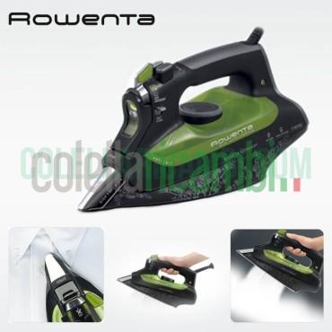 Ferro da Stiro a Vapore Rowenta DW6010 Eco Intelligence con Piastra Microsteam 400 3De 2400 W