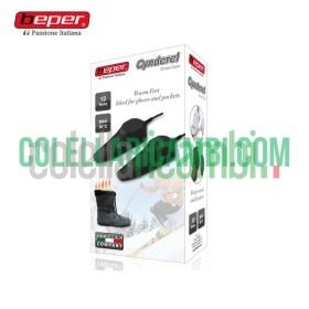 Scalda e Asciuga Scarpe Elettrico 12W Beper RI.422