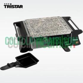 Raclette Grill a Pietra 4 Tegamini - Pietra Ollare Tristar RA2990
